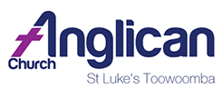 The St Lukes Toowoomba logo.
